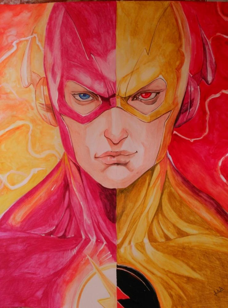 Flash by Erni